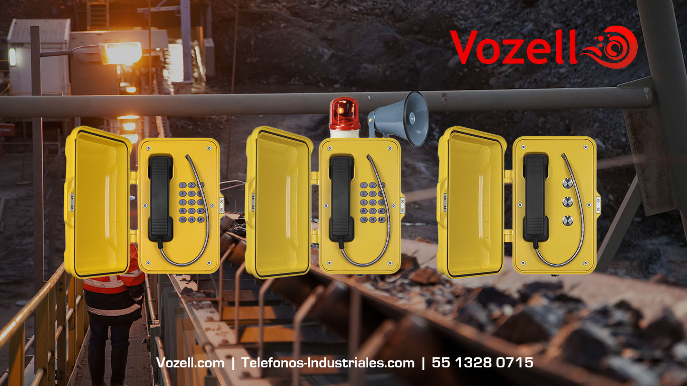 Vozell Telefonos Industriales